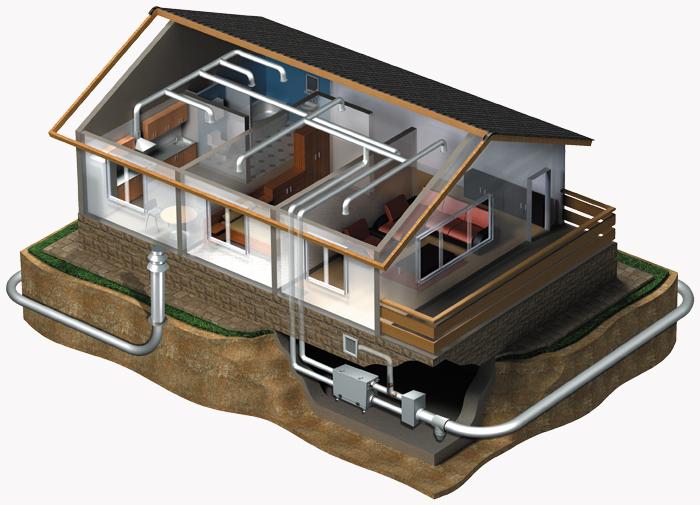 вентиляция в санузле и туалете деревянного дома
